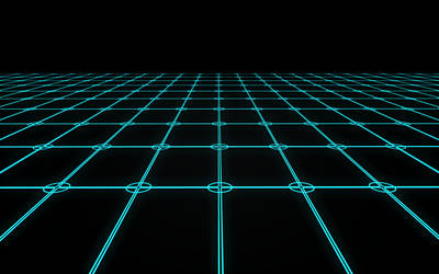 Another Tron Type Floor