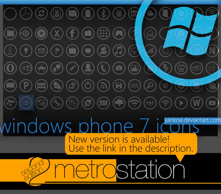 Windows Phone 7 Icons