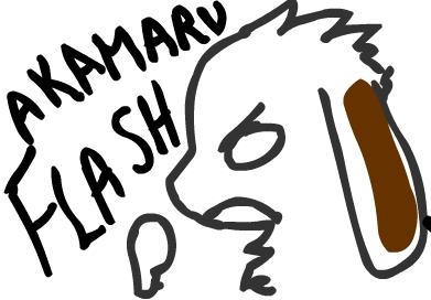 AKAMARU hampster DANCER by dark-reign