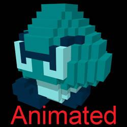 3D NES Goomba