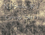 NJSmokyJR's Grunge Brushes by NJSmokyJR