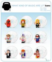 What kind of music are U? by wizzyloveszebras