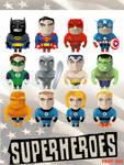 Superheroes n1