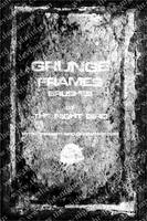 Grunge Frames Brushes... by the-night-bird