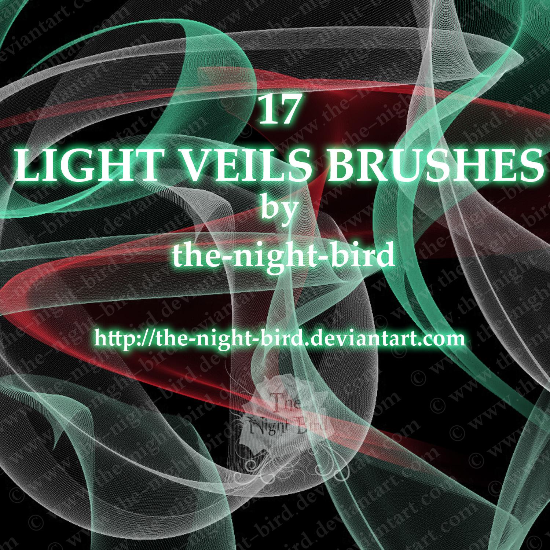Light Veils Brushes... by the-night-bird