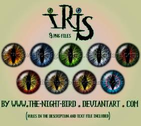 IRIS by www.the-night-bird.deviantart.com