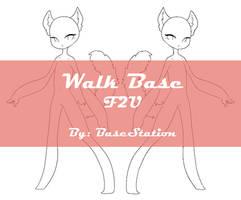 { Walk base : F2U }