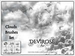 Clouds Brushes by Devirose