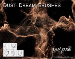 Dust Dream Brushes by Devirose81