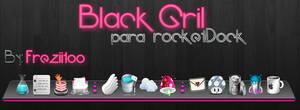 Skin Black Gril
