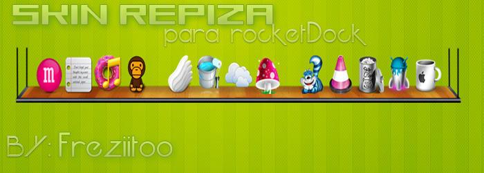 skin Repiza Dock by Freziitoo