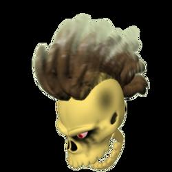 headbang with hairs - Fliped