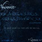 FONT: Vanamare