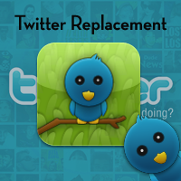 Twitter Replacement by MitchNied
