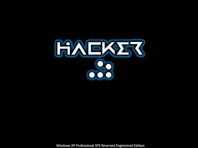 The Glider: Hacker Emblem by SilverBallz