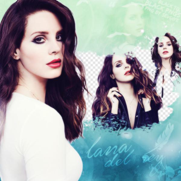 PNG Pack(89) Lana Del Rey by AlwaysSmileForMe