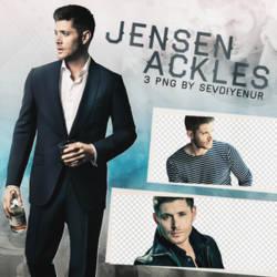 PNG Pack(94) Jensen Ackles