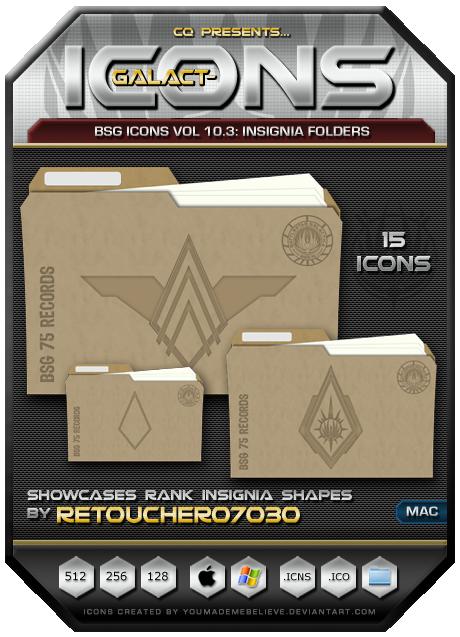 BSG Icons Vol 10.3 by CQ - OSX by BSG75
