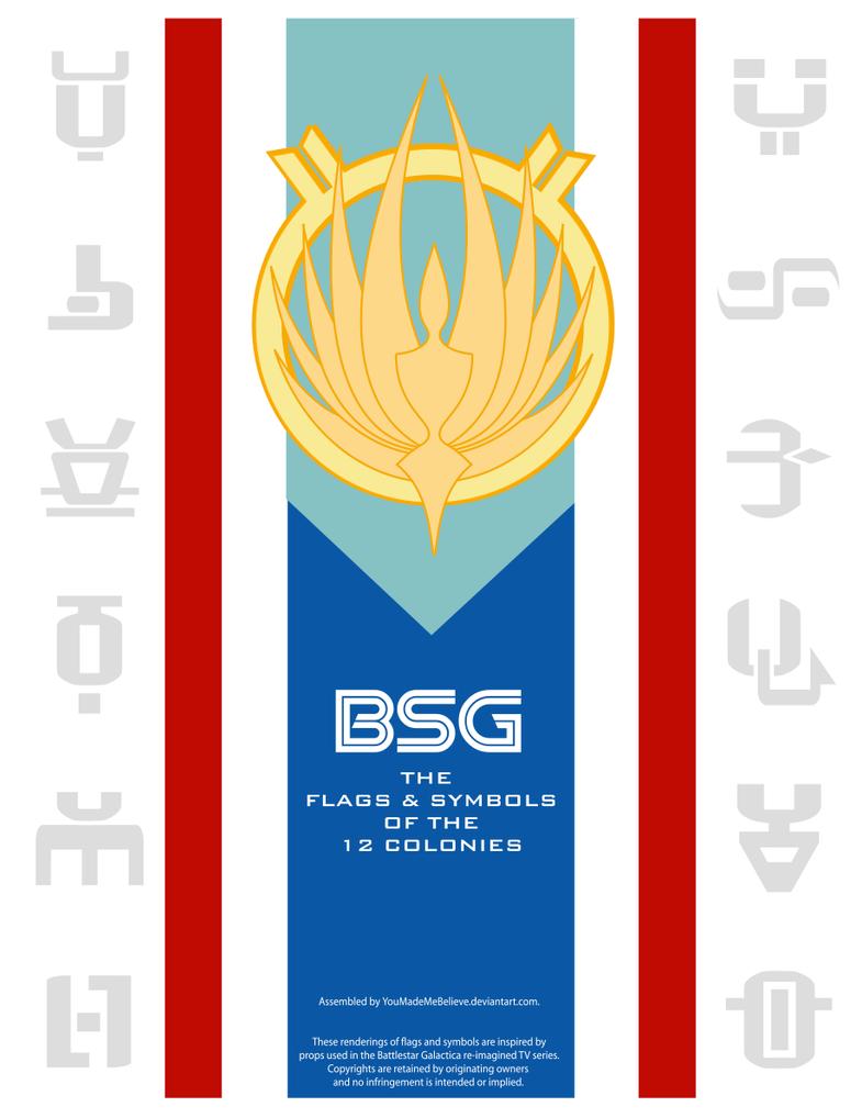 BSG Colony Flag Guide by BSG75