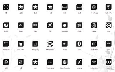 Simply 64px icons
