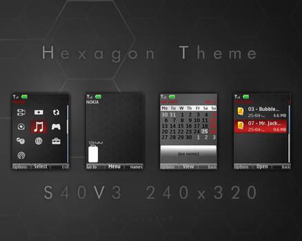 Hexagon theme - S40v3