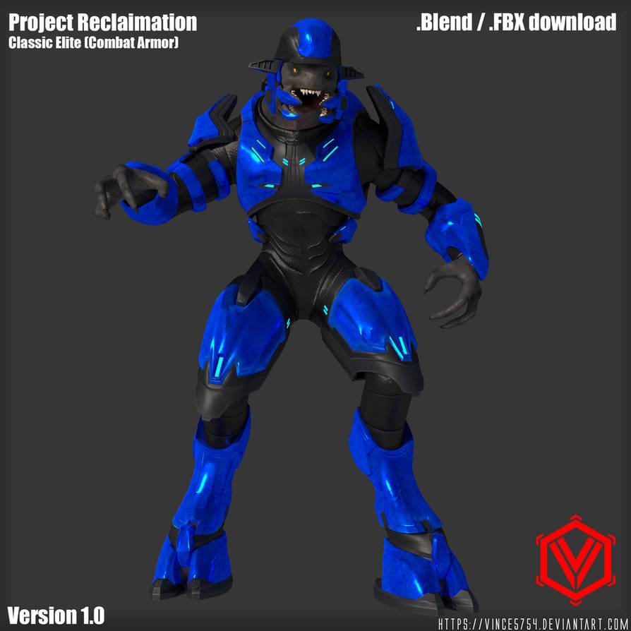 Classic Elite (Combat Armor) by Vince5754 on DeviantArt