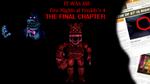 Five Nights at Freddy's 4 custom teaser