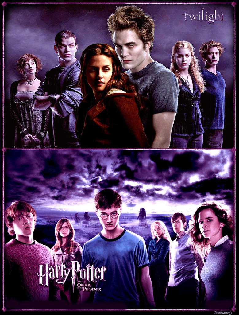 Cool Wallpaper Harry Potter Twilight - harry_potter_and_twilight_by_beckanne13  Picture_47388.jpg