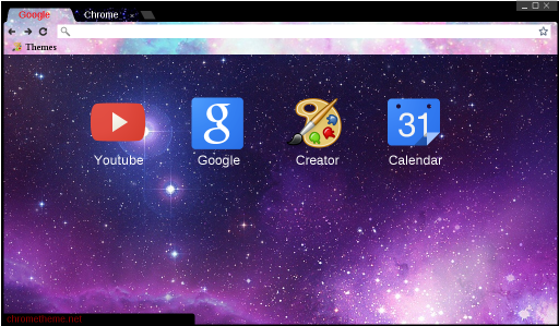 Skins For Google Chrome