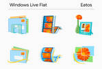 Windows Live Flat