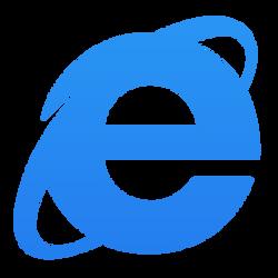 Internet Explorer by dtafalonso