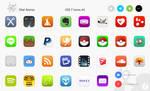 iOS 7 Icons #4