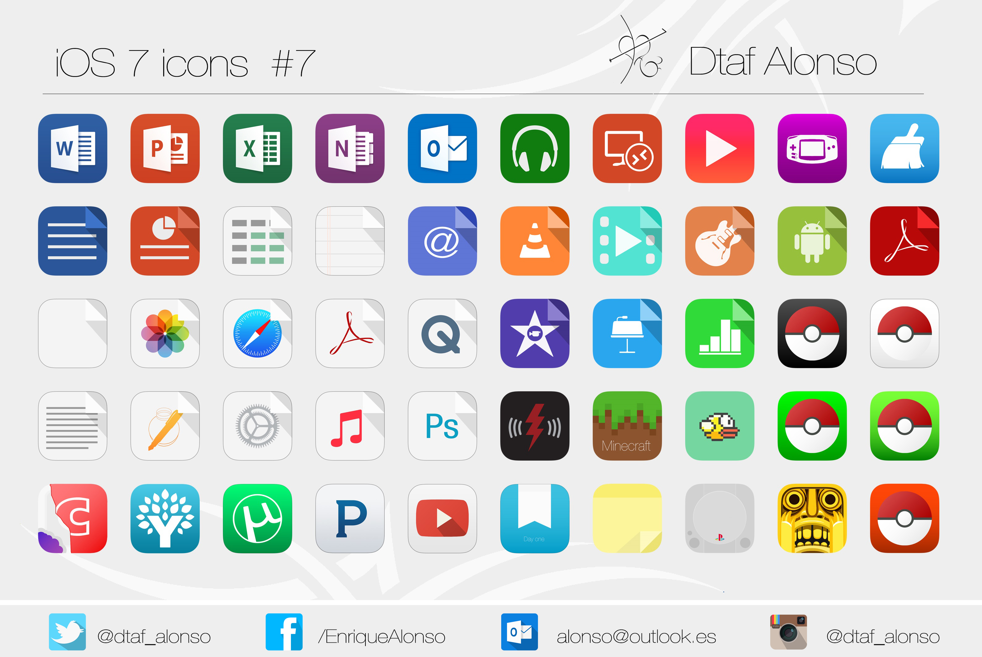 how to set app icon in ios