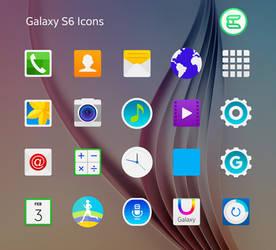 Galaxy S6 Icons