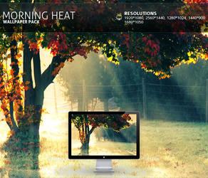 Morning Heat - Wallpaper Pack