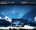 Source of Light - Wallpaper Pa