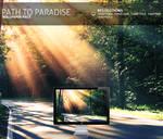 path to paradise - Wallpaper P
