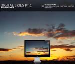 Digital Skies pt.I - Wallpaper