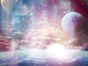Cosmic Space by shaiyakat
