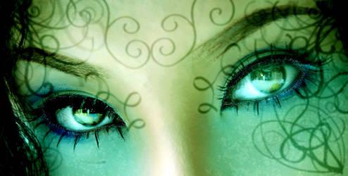 Fantasy Eyes by shaiyakat