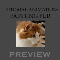 GIF Animation: Fur Painting Tutorial