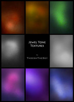 Jewel Tone Texture Pack