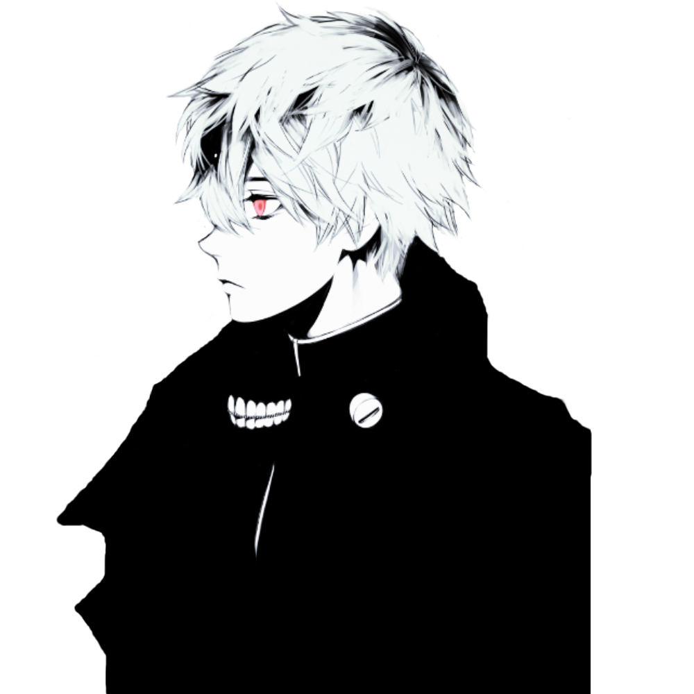 [74]  Tokyo Ghoul || Renders  Untitled_drawing_by_xdarkivyx-d80i18f