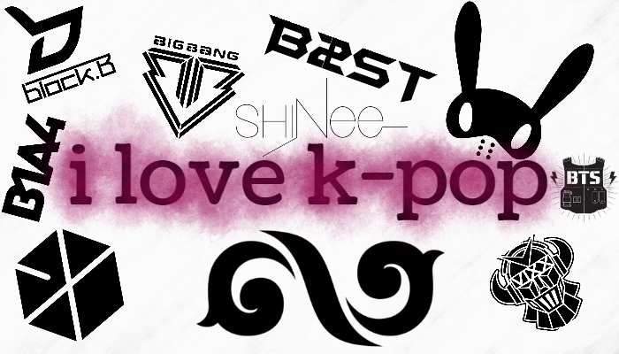 I Love K Pop By Xdarkivyx On Deviantart