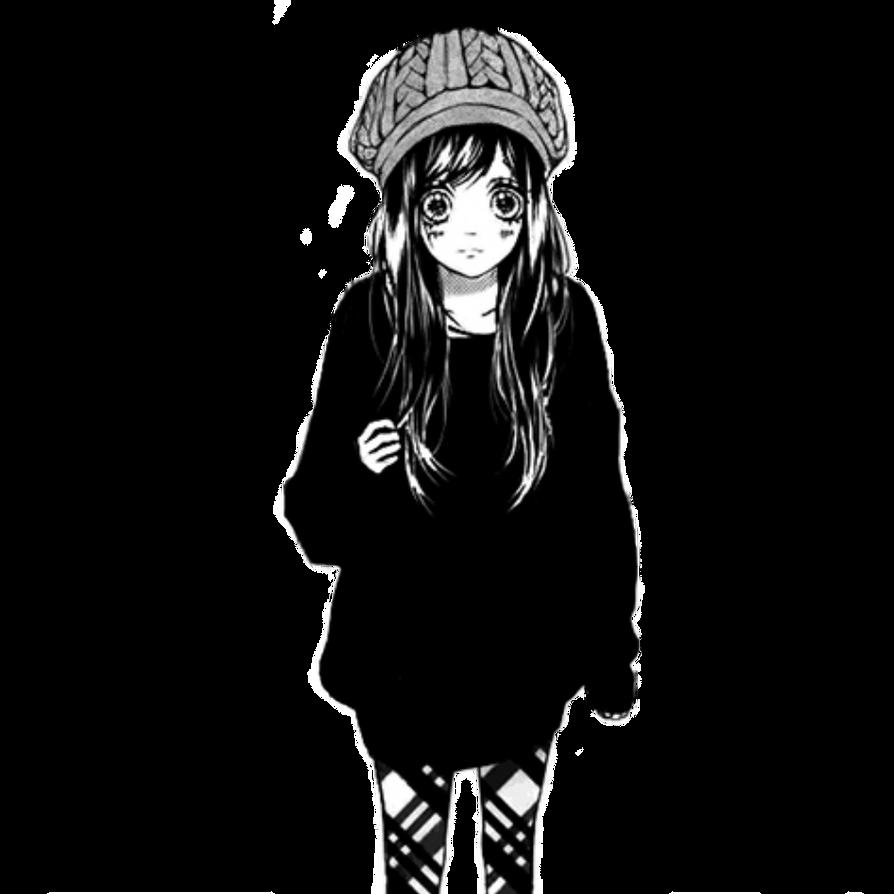 Anime Girl Render (21) by XDarkIvyX on DeviantArt
