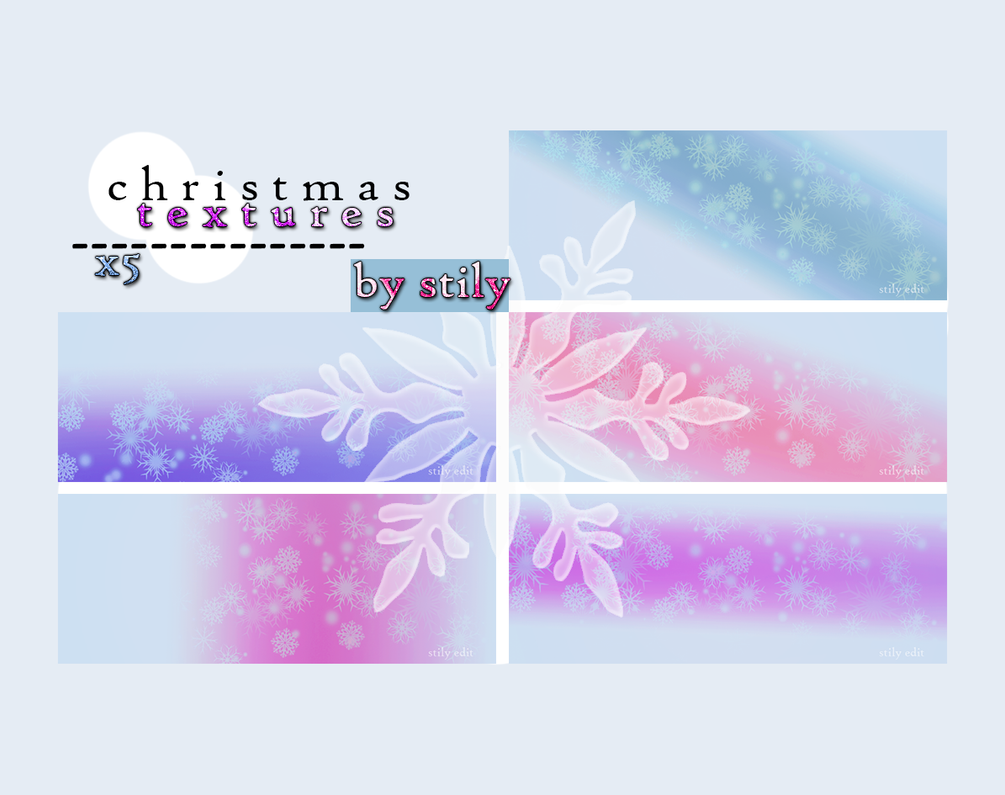 Christmas Textures.Christmas Textures By Stilygraphicoff On Deviantart