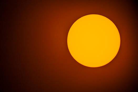 Vibrant sun