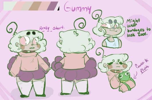Gummy/ update