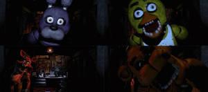 Five Nights at Freddys's Gif by AlexandraRayma