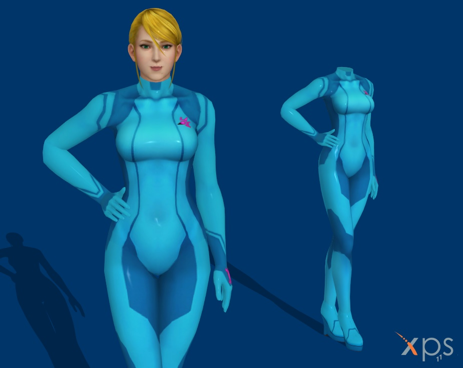 rexil s zero suit samus model by darkfalco313 on deviantart